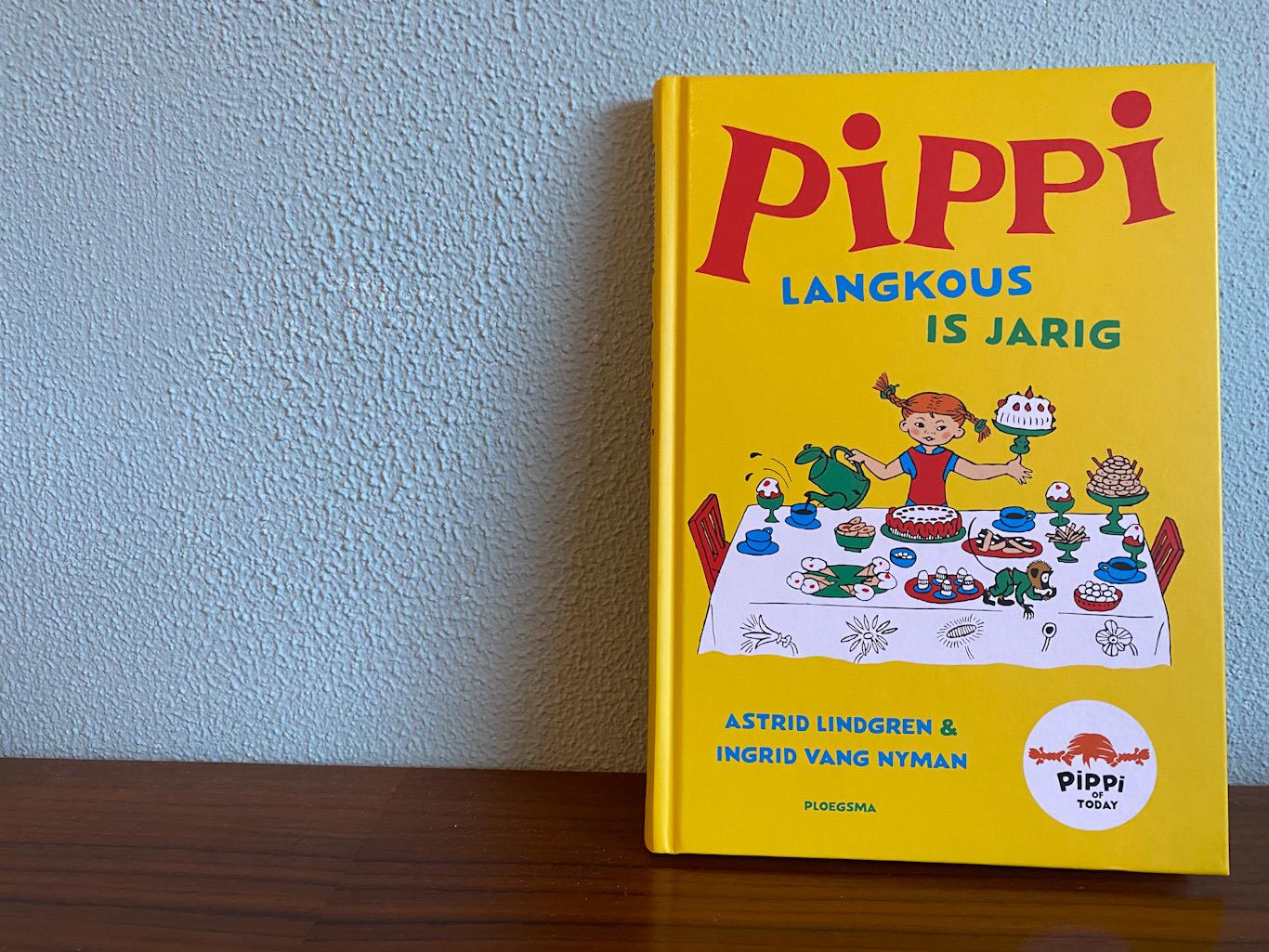 Recensie Pippi Langkous is jarig